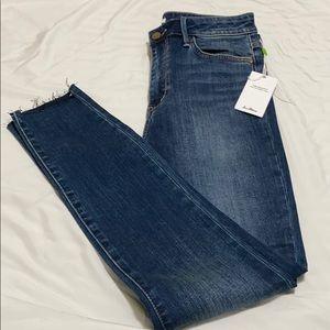 NWT Sam Edelman the stiletto jeans size 30